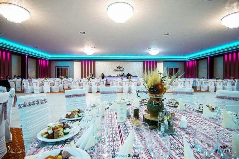 instalatii electrice sali de nunti