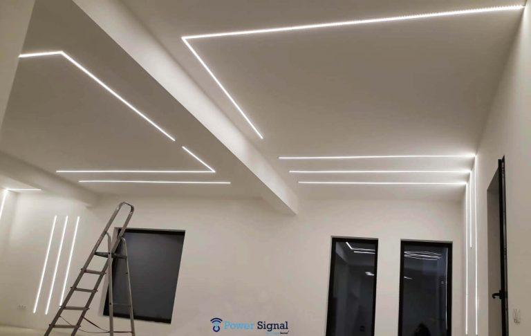 monturi banda led power-signal